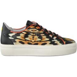 Photo of Floris Van Bommel Sneaker low 85297 Orange Damen Floris van Bommel
