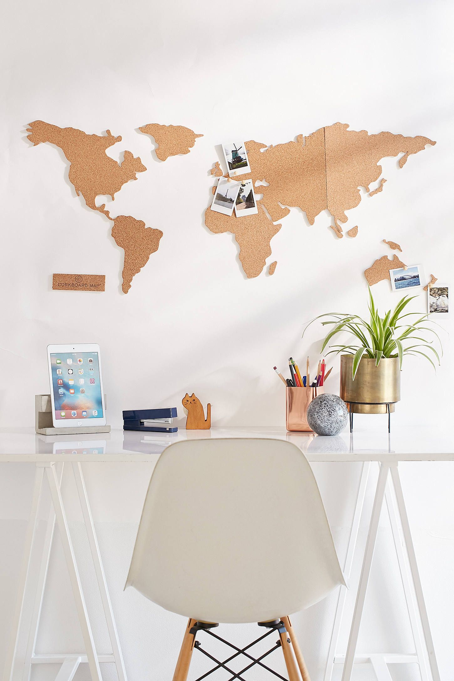 Cork board world map pinterest cork boards cork and apartments shop cork board world map at urban outfitters today we carry all the latest styles colors and brands for you to choose from right here gumiabroncs Images