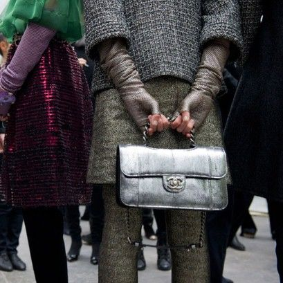 Chanel Bags (Streetstyle)