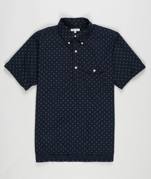 Engineered Garments - Foulard Print Popover BD