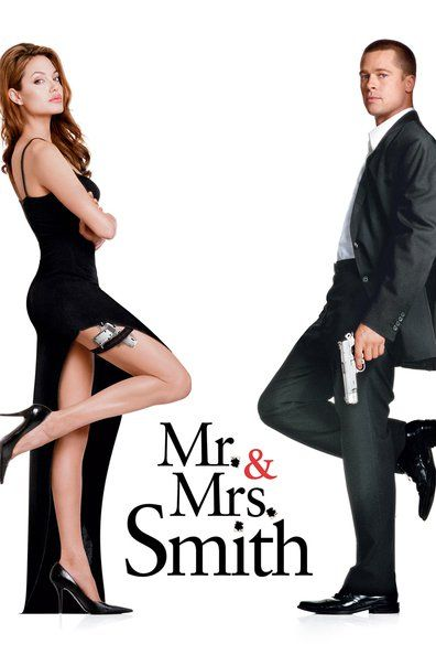 Mr Mrs Smith 2005 Regarder Mr Mrs Smith 2005 En Ligne Vf Et Vostfr Synopsis Mr Mrs Smith Sont M Monsieur Et Madame Smith Film Affiche De Film