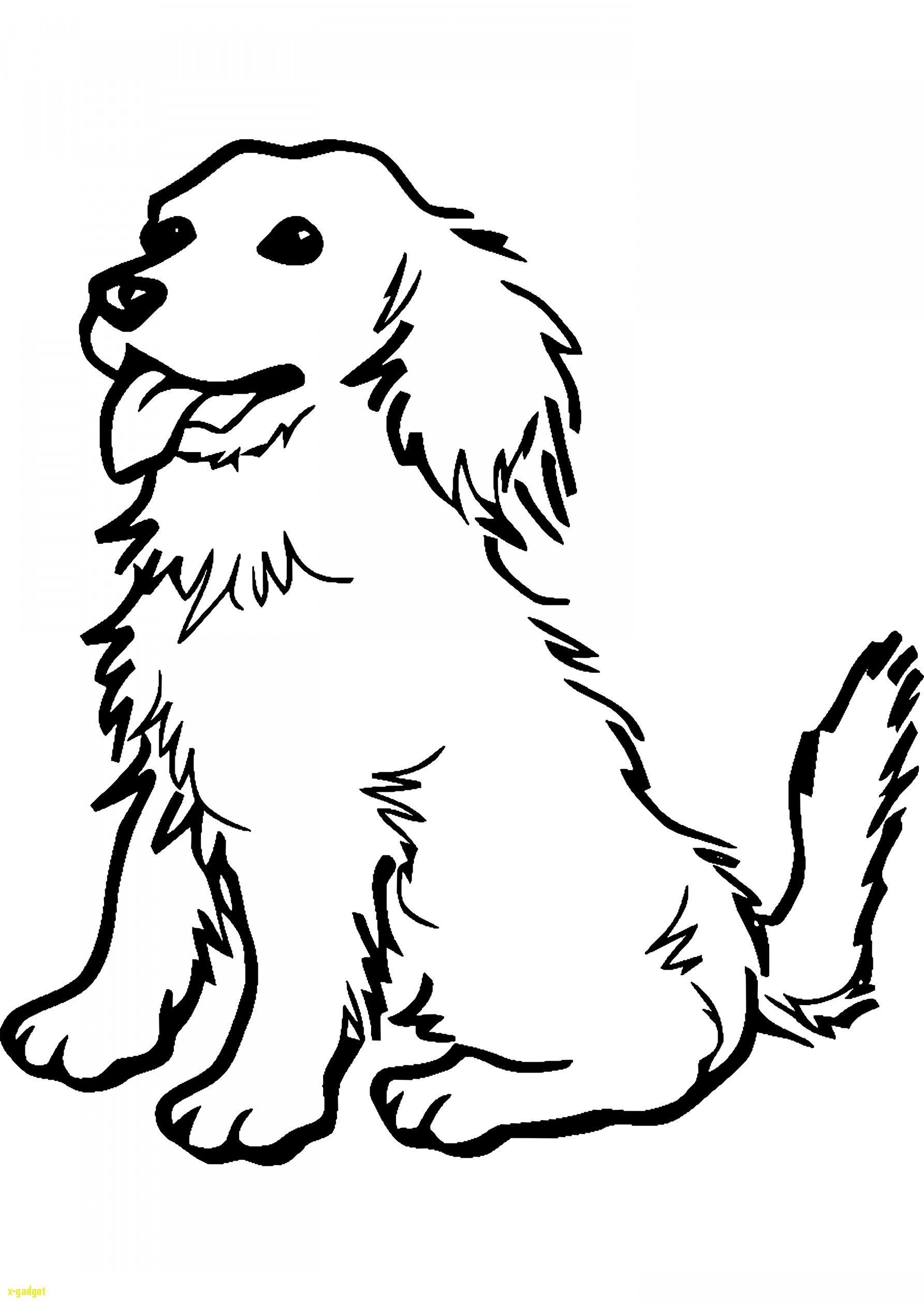 Einzigartig Malvorlage Hund #Malvorlagen #MalvorlagenfürKinder