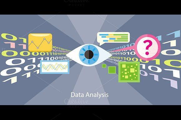 Data Analysis Concept. Business Infographic. $5.00