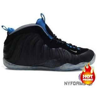 the latest 9d990 0a88a www.asneakers4u.com Nike Air Foamposite One Black Varsity Royal