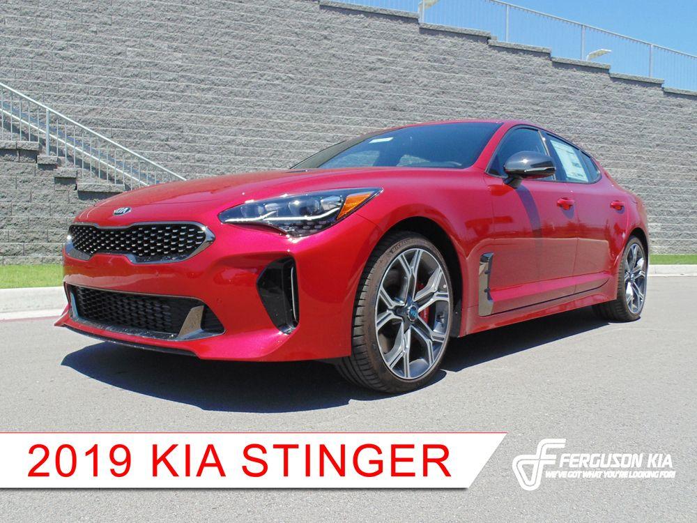 Explore Oklahoma In The New 2019 Kia Stinger Learn More About The New Kia Stinger Specs Interior Features And More At Our Kia Dea Kia Stinger Kia Kia Sorento