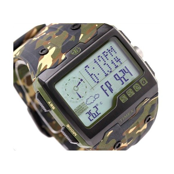 9389bcc117e Timex Expedition WS4 Camo