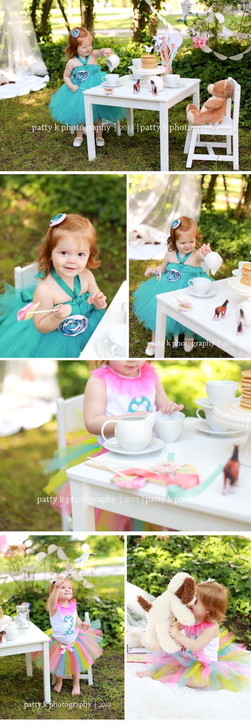 Enchanted Tea Party Minis   Imagination Session   Eveyln   Raeford, NC Child Photographer   Patty K Photography
