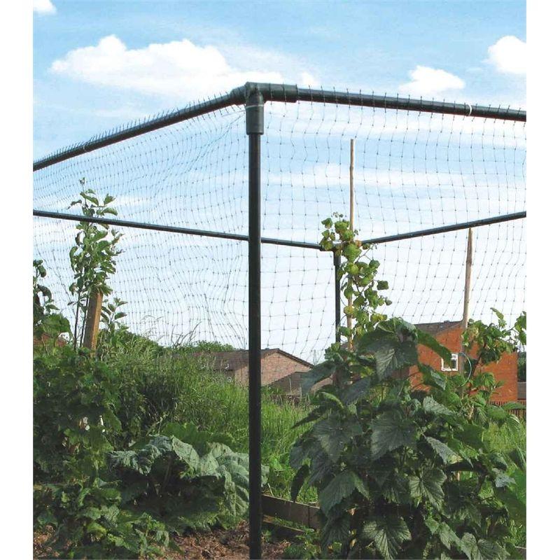 Crop Cage Botanico Lets Grow 1.2x1.2x1.2m Net Cover