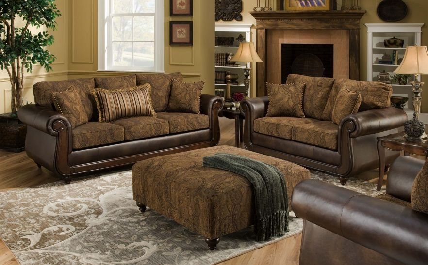 5850 Isle Tobacco Group Furniture Living Room Collections Chelsea Home Furniture