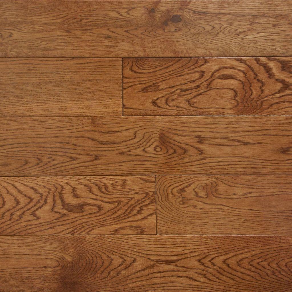 Gunstock oak prefinish hardwood flooring Hardwood