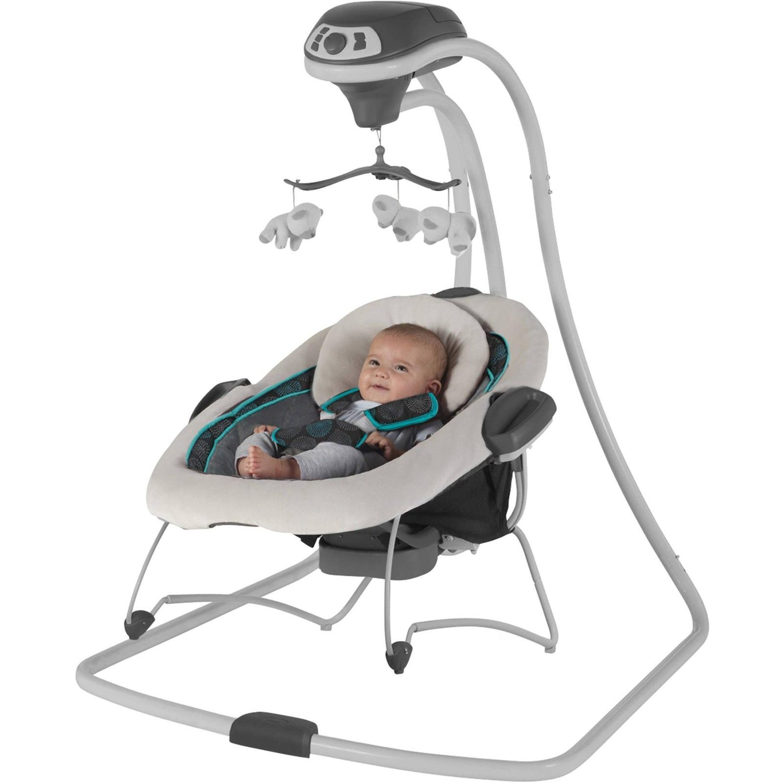Graco Duetconnect Swing And Bouncer Bristol Baby Chair Baby Swings And Bouncers Baby Swings