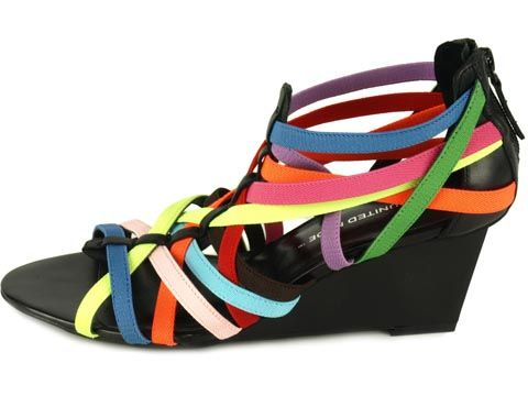Lovely sandals by United Nude.