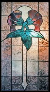 Image result for stained glass window designs flowers