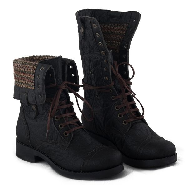 238ed6059316 NAE Maya Piñatex - Damen Vegan Stiefel in 2019 | Vegane Winterschuhe ...