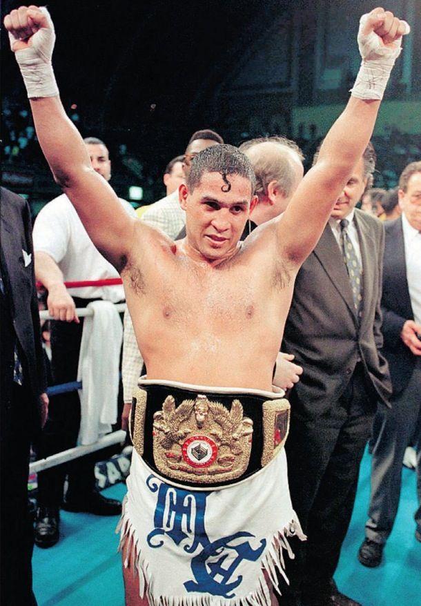 Hector Macho Camacho Hector Camacho Boxing Highlights Combat Sport