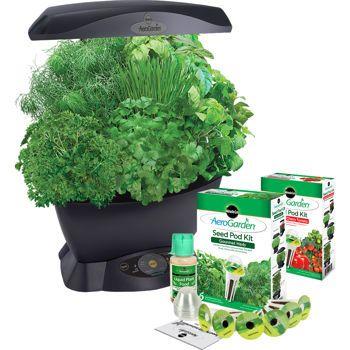 Aerogarden 6 Led With Gourmet Herb Seed Pod Kit And Bonus 400 x 300