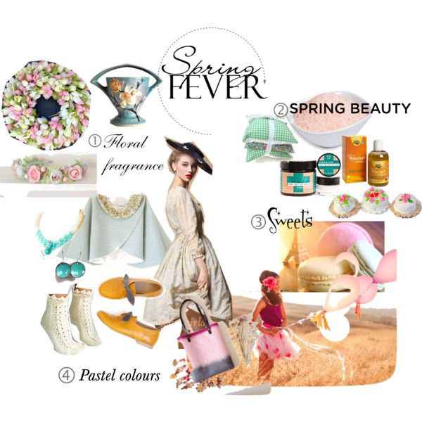 Spring fever by alexandra-balau on Polyvore featuring beauty
