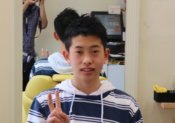 中学生刈り上げツーブロックスタイル 髪型 メンズ ツーブロック 刈り上げ 髪型 メンズ