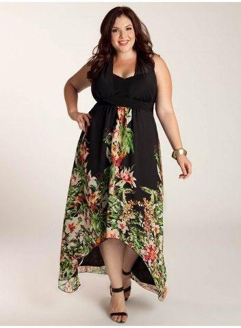 Agnella Maxi Dress -- J'Adore!