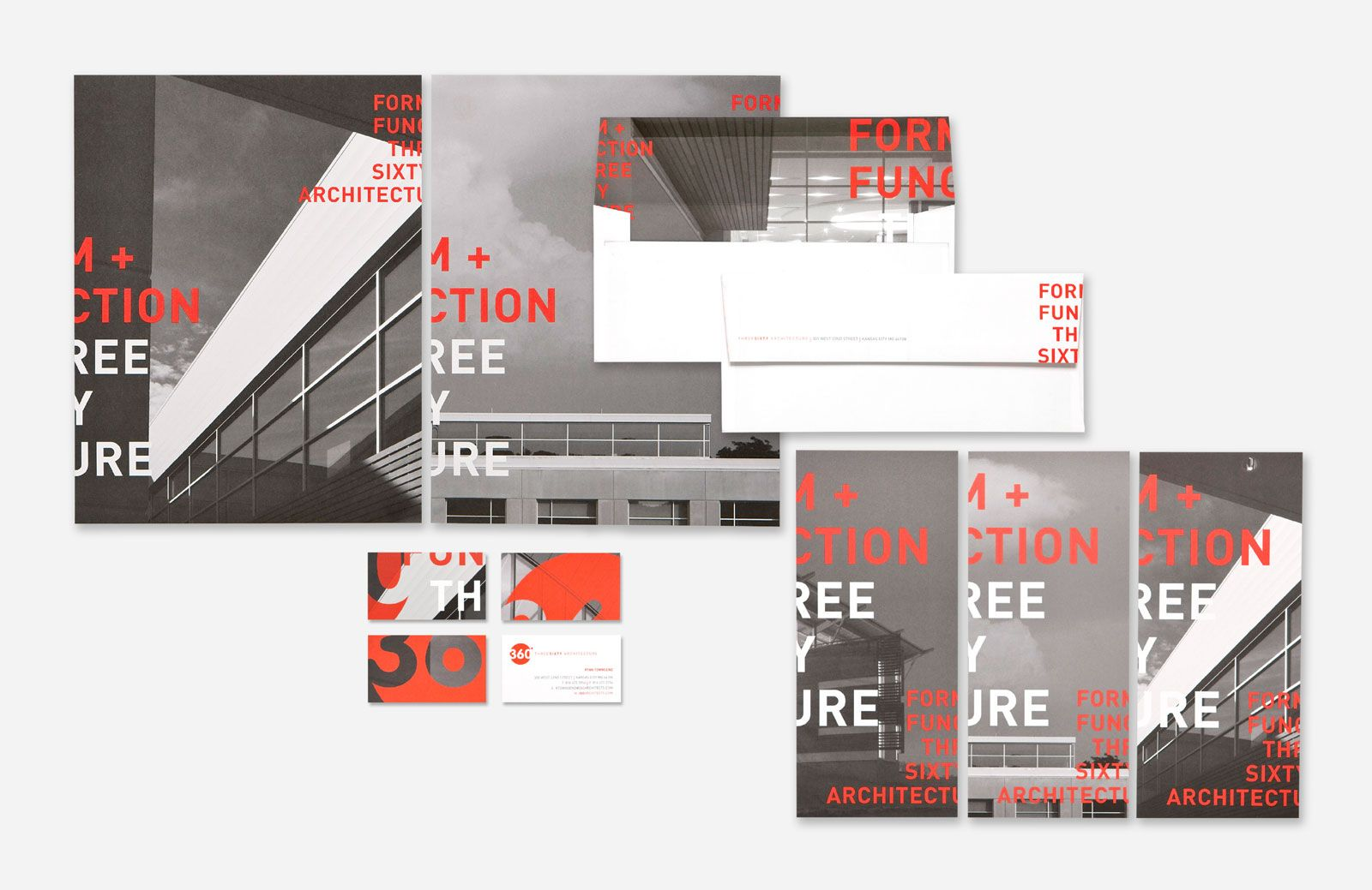 360 Architecture Branding By Kansas City Based Design Firm Design Ranch