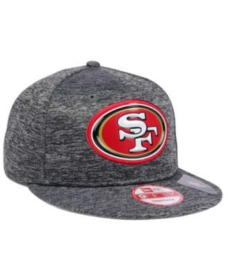 New Era 9Fifty Snapback Cap SHADOW TECH San Francisco 49ers