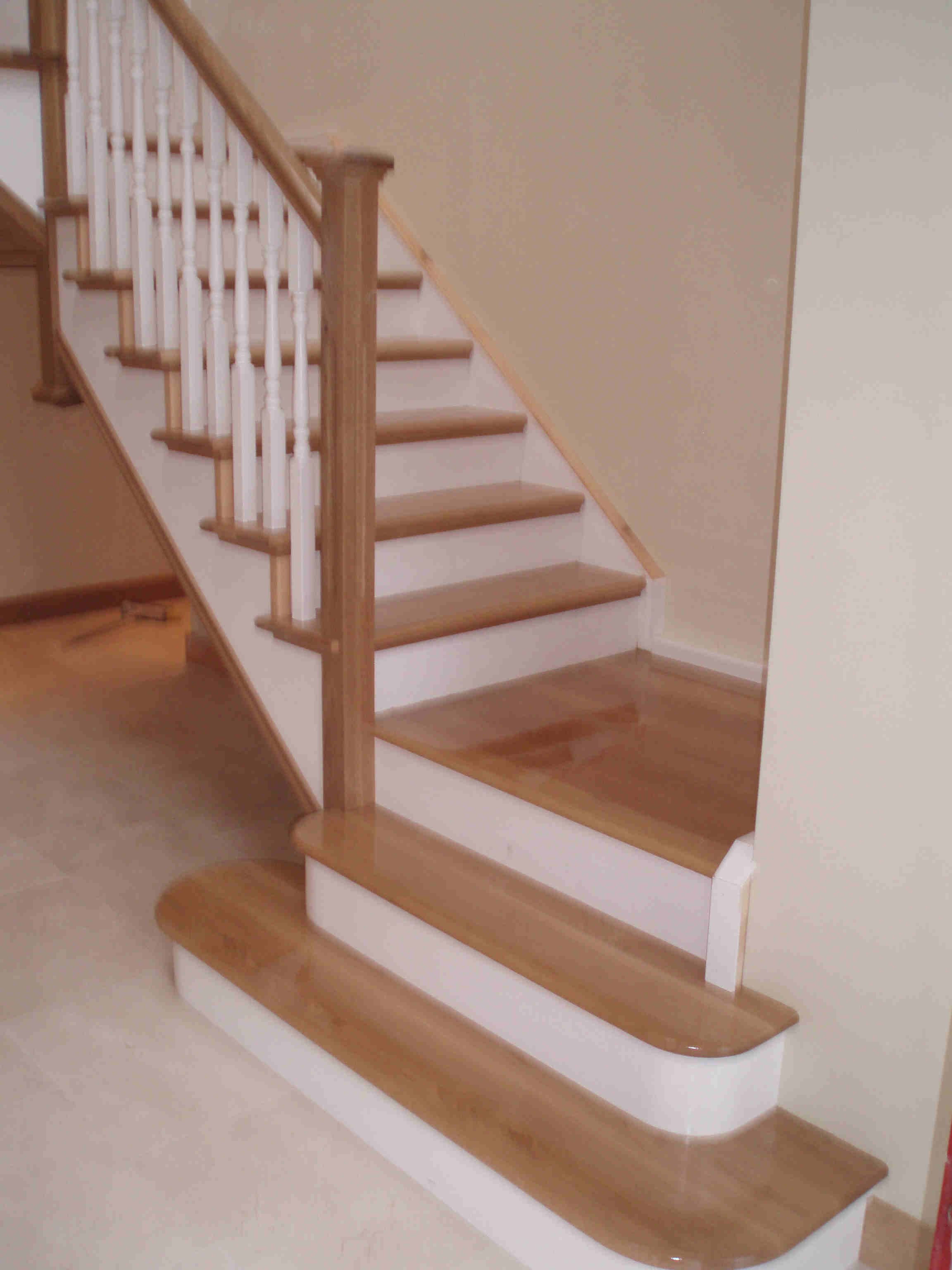 Wood Staircase Pictures Staircase Pinterest