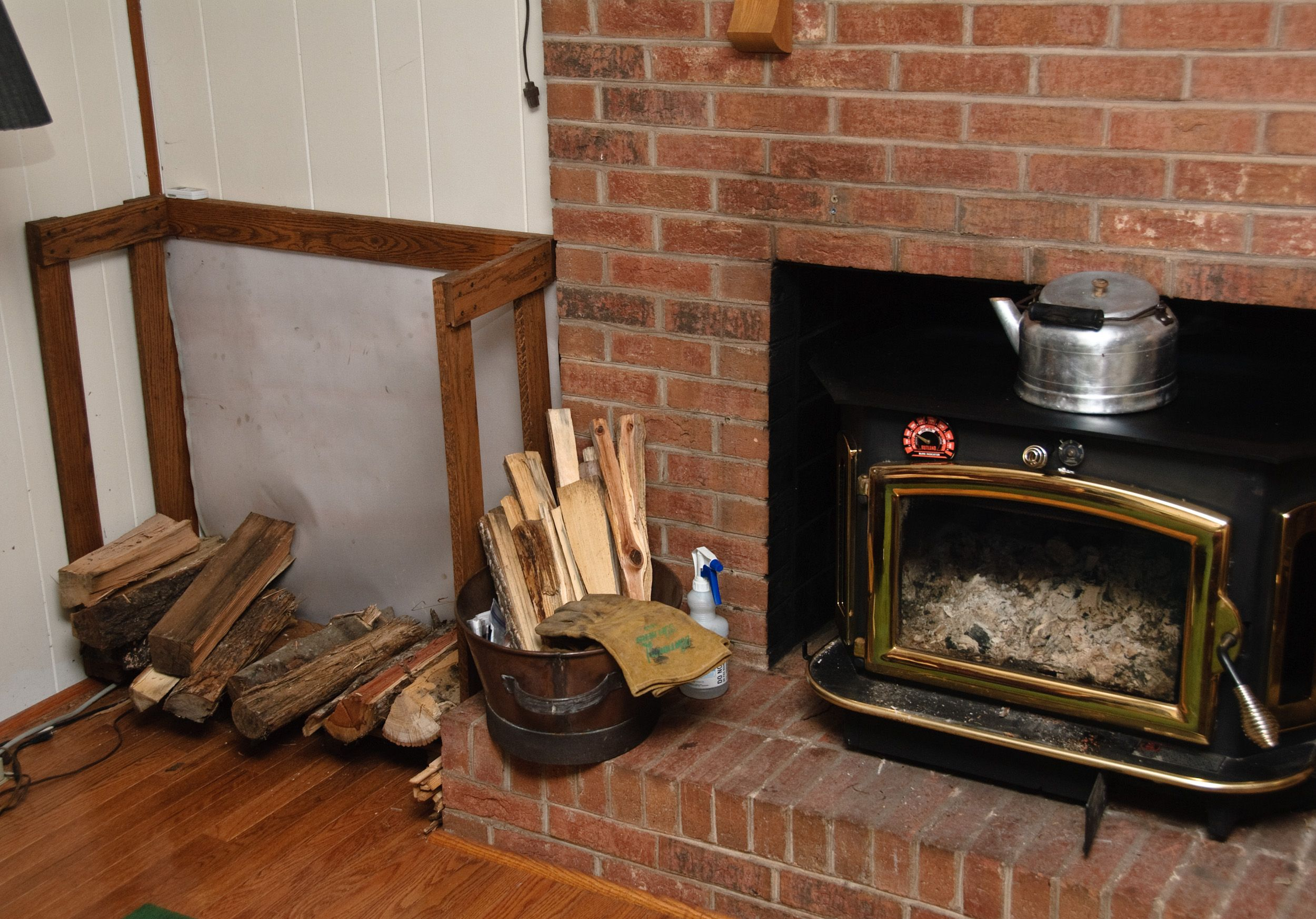 Stove hearth ideas of by your stove wood storage ideas page