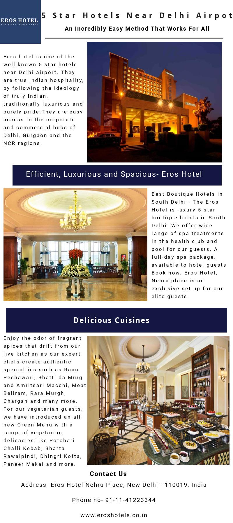 5 Star Hotels Near Delhi Airport 5 Star Restaurants In