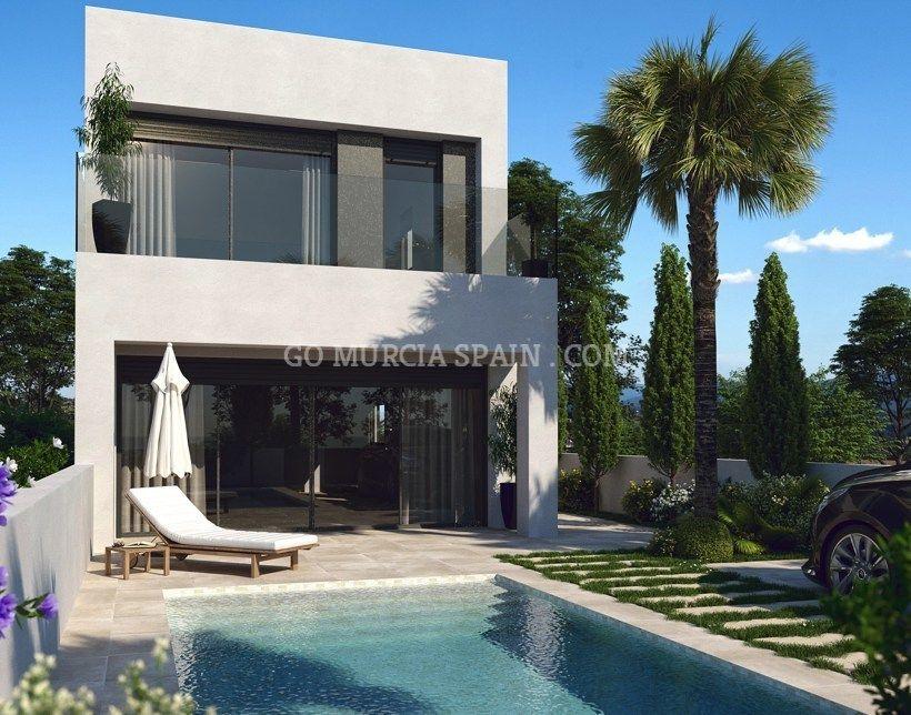 New 3 Bed Villa Las Terrazas De La Torre Golf Resort Roldan