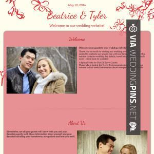 So Good Find A Couple S Wedding Website Check Out More Great Wedding Website Pics A Personal Wedding Website Wedding Website Free The Knot Wedding Website