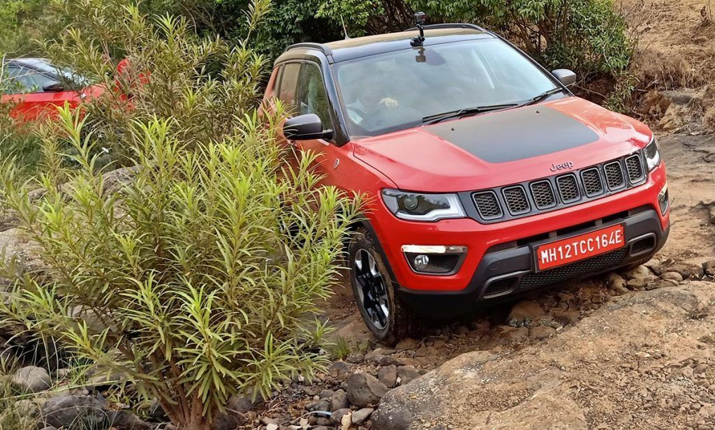 Jeep Compass Trailhawk Review First Bs6 Diesel Suv Jeep Compass Jeep Suv