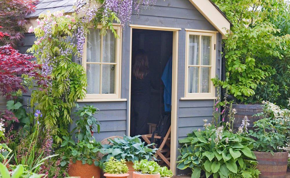 So isolieren Sie Ihr Gartenhaus Gartenhaus, Holzhaus