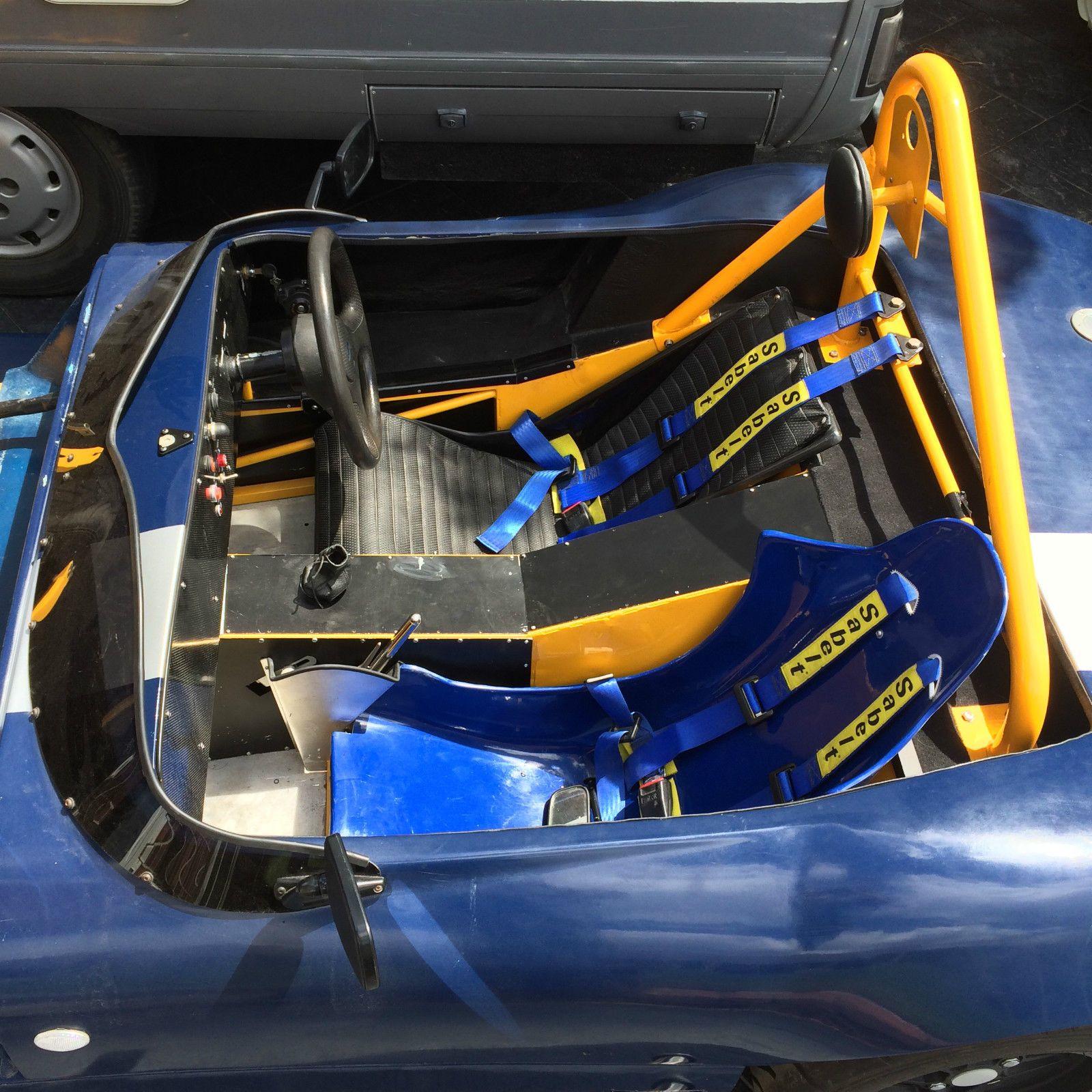 Fisher Fury Spyder Kit Car, Westfield, Caterham, Sylva