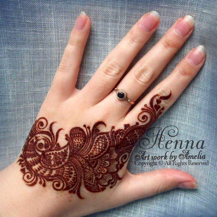 Modern Henna Designs: Image Result For Modern Mehndi Designs