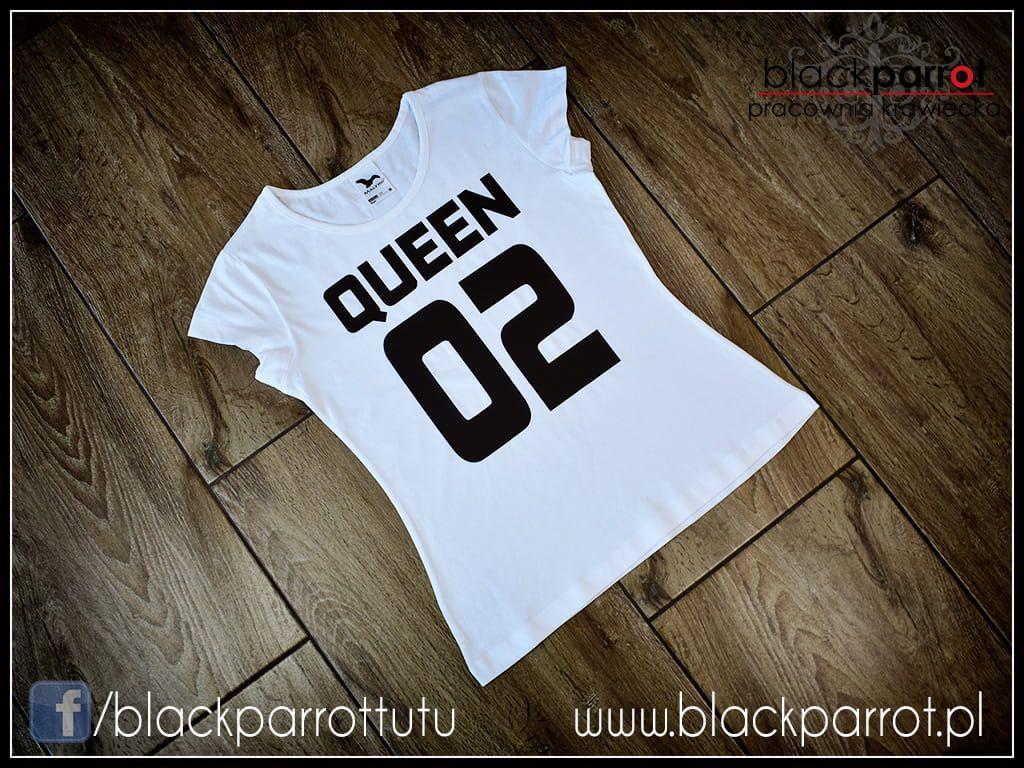 Koszulka Damska Dwustronna Queen Koszulki Queen Body