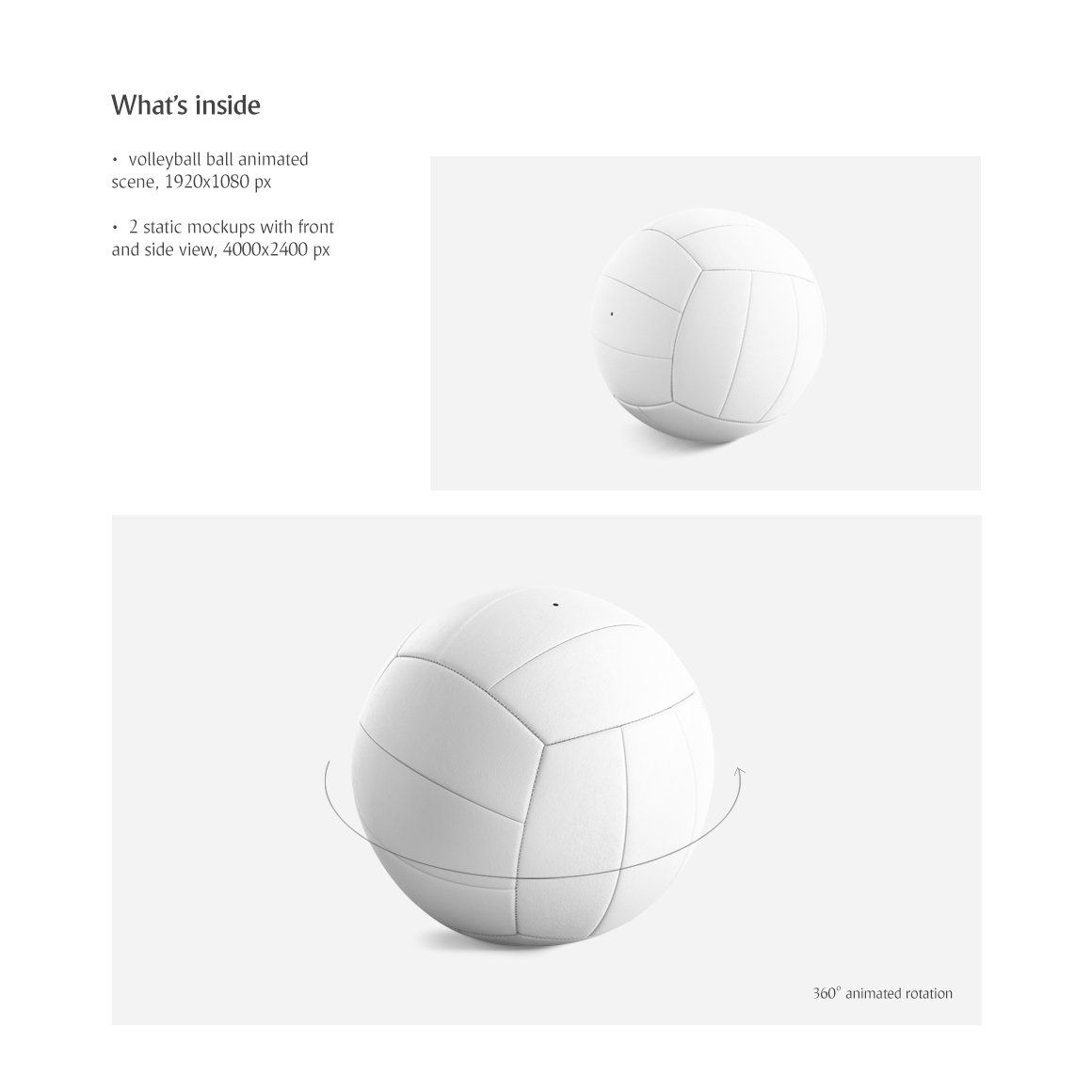 Hot Summer Mockups Bundle Volleyball Mockup Aesthetic Template