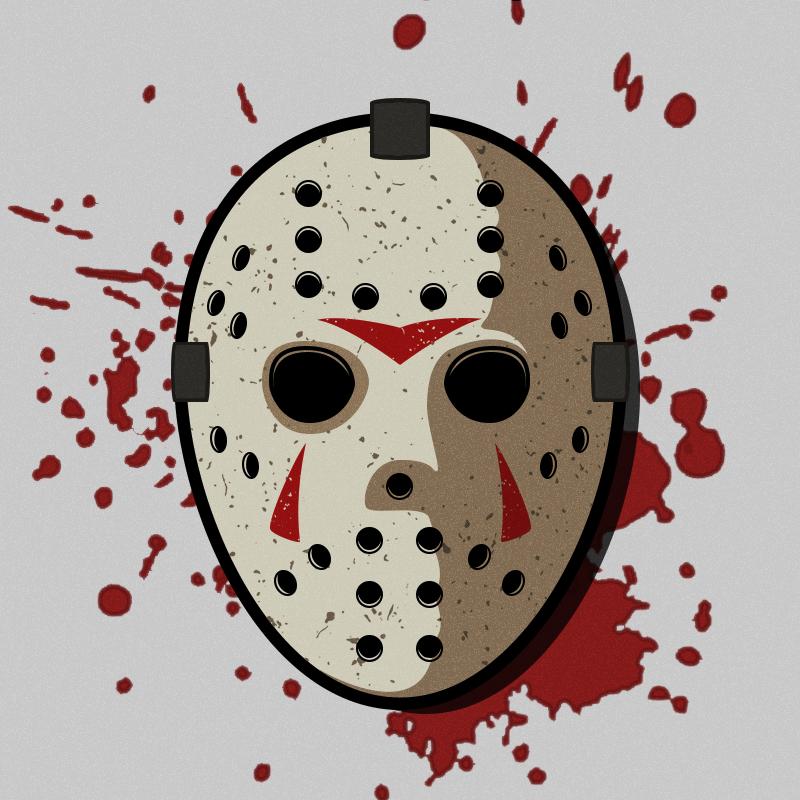 Designstore Horror Drawing Horror Tattoo Jason Voorhees Wallpaper