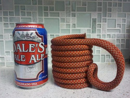 6 ideas to reuse climbing ropes | Recyclart