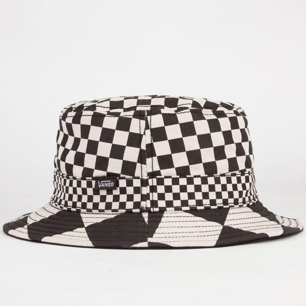 446bbfa3b2335 VANS Checker Mens Bucket Hat 229121125