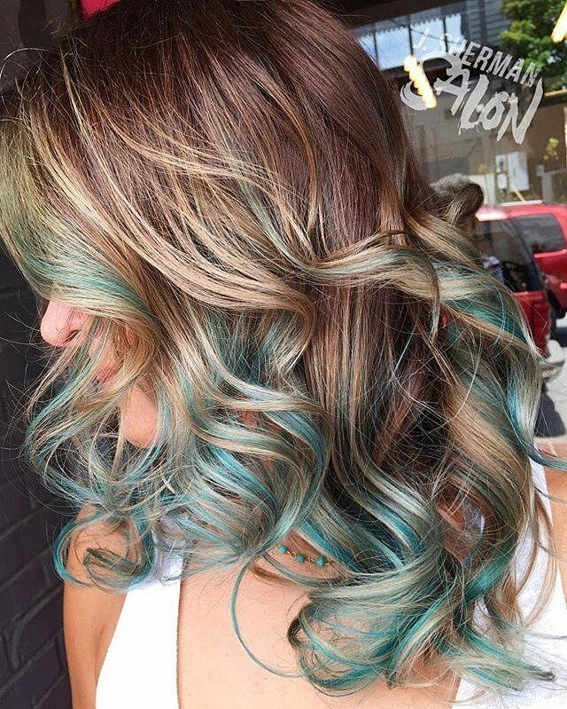 Light Ash Brown Hair With Highlights Balayage