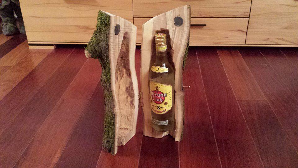 Stefan S Holzwerkstatt S Wine Bottle Gift Box So Cool