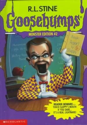 Goosebumps Monster Edition No 2 In Chapter Books Chapter Books Chapter Books Chapter Books At Strand Books Goosebumps Monsters Goosebumps Goosebumps Books