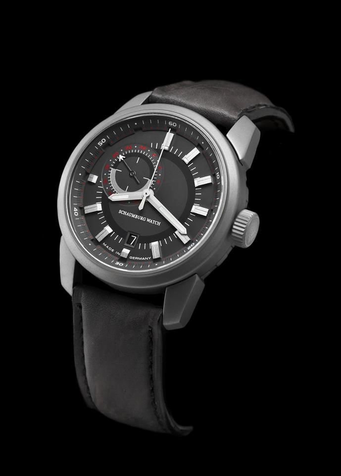Schaumburg Bullfrog Vision Titanium Watch. $3,000