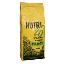 Zoysia Farm Nurseries Nutri 20 Fertilizer