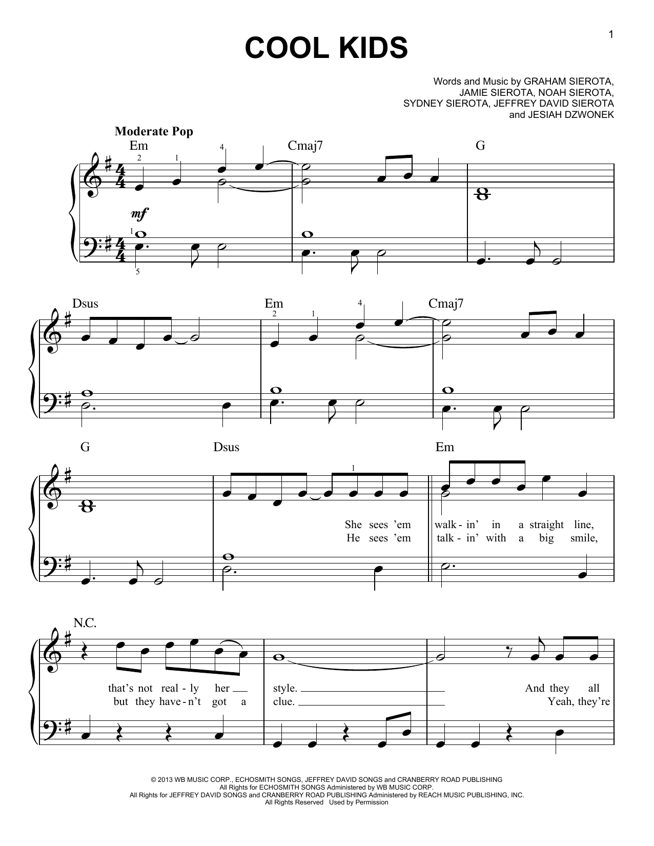 Sheet preview piano music pinterest sheet music direct easy sheet preview hexwebz Image collections