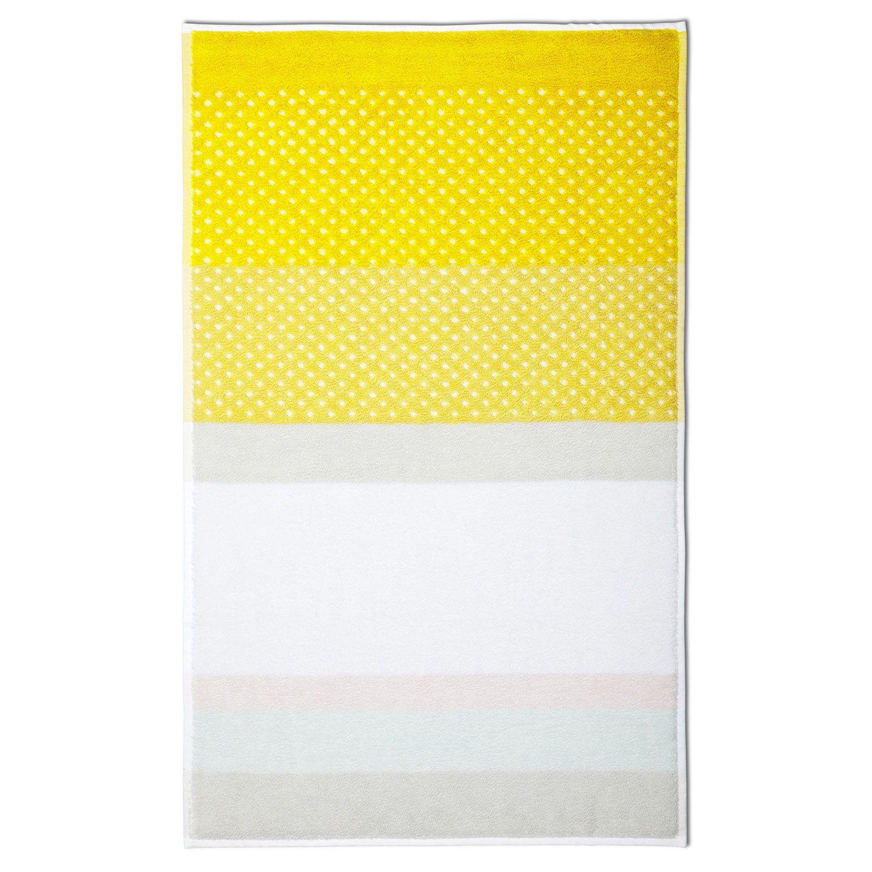Badrumsmatta i färgserien Autumn Yellow från Hay 1d859a837585c