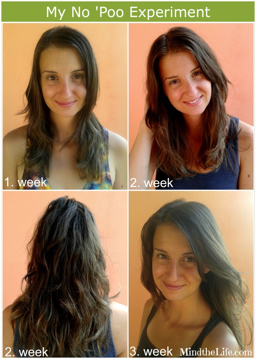 Why I Ditched Shampoo (And How You Can, Too!)