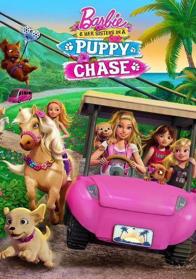 Barbie Y Hermanas En Busca De Los Perritos 2016