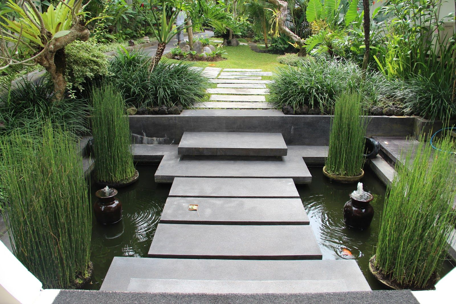 Water Feature And Water Plants Inspirations For My Balinese Garden Project Pinterest
