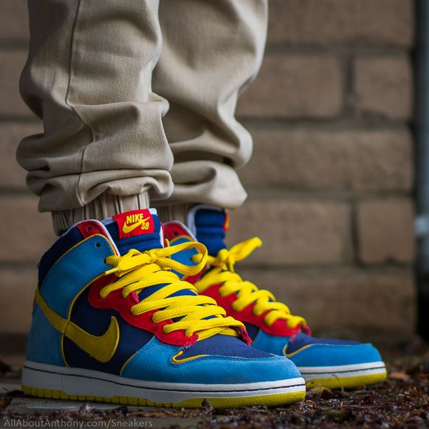 super popular 85489 dadfb Nike SB - Dunk Hi